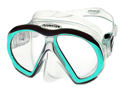Atomic Aquatics Subframe Facemask - Medium Fit for Narrower Faces