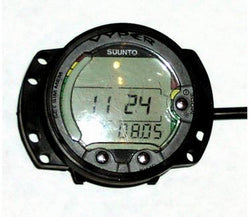 DSS Bungee Ready Mount for Suunto Vyper, Vyper 2, Vytec, DS, GEKKO, Air, Helo2, Zoop
