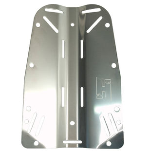 Halcyon Stainless Steel Backplate