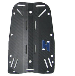 Halcyon Carbon Fiber Backplate with Harness