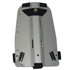 Halcyon Aluminum Backplate with Harness