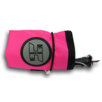 Halcyon Pink SMB CC Diver Alert Marker with OPV 3.3'