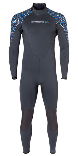Henderson Men's 3mm Greenprene Fullsuit Wetsuit