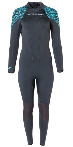 Henderson Women's 7mm Greenprene Fullsuit Wetsuit