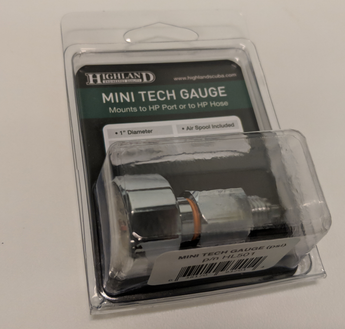 Highland Mini Tech Gauge Kit