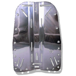 Hollis Stainless Steel Backplate