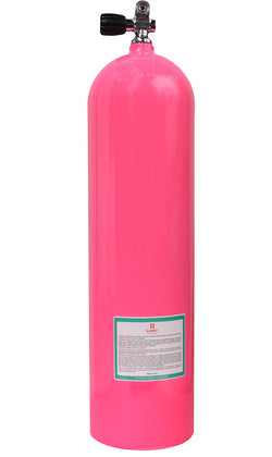 Luxfer Aluminum 80 Pink Tank
