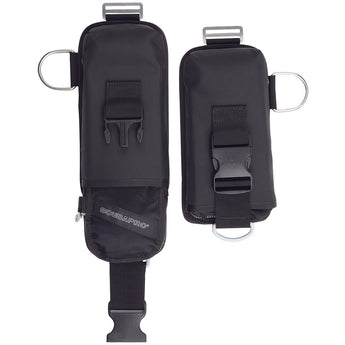 SCUBAPRO X-TEK Quick Release Weight Pocket System