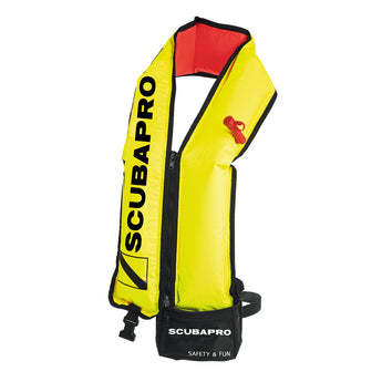 SCUBAPRO Snorkel Safety Buoy Vest