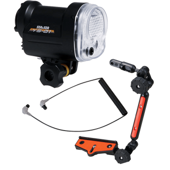 Tusa Sea & Sea YS-01 Lighting Package