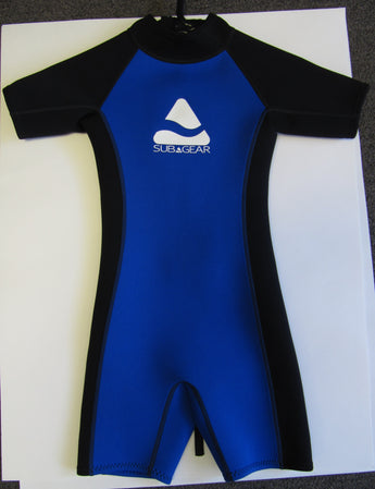 Sub Gear Shorty - Youth 2.5mm Wetsuit
