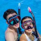 TUSA Powerview Snorkel Set