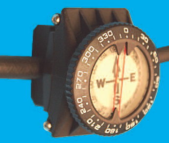 Trident Hose Mount with Compass