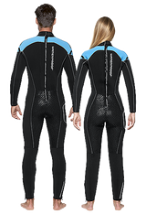 Waterproof Women's 5mm Wetsuit