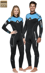 Waterproof Men's 5mm Wetsuit