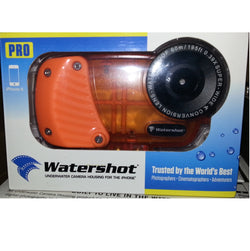 Watershot Underwater PRO Housing Kit for iPhone 5 Orange