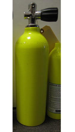 Worthington Aluminum 13 Tank - Yellow with K-valve