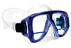 XS Scuba Mask - Gauge Reader 2