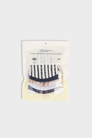O-calm Cloth Face Mask