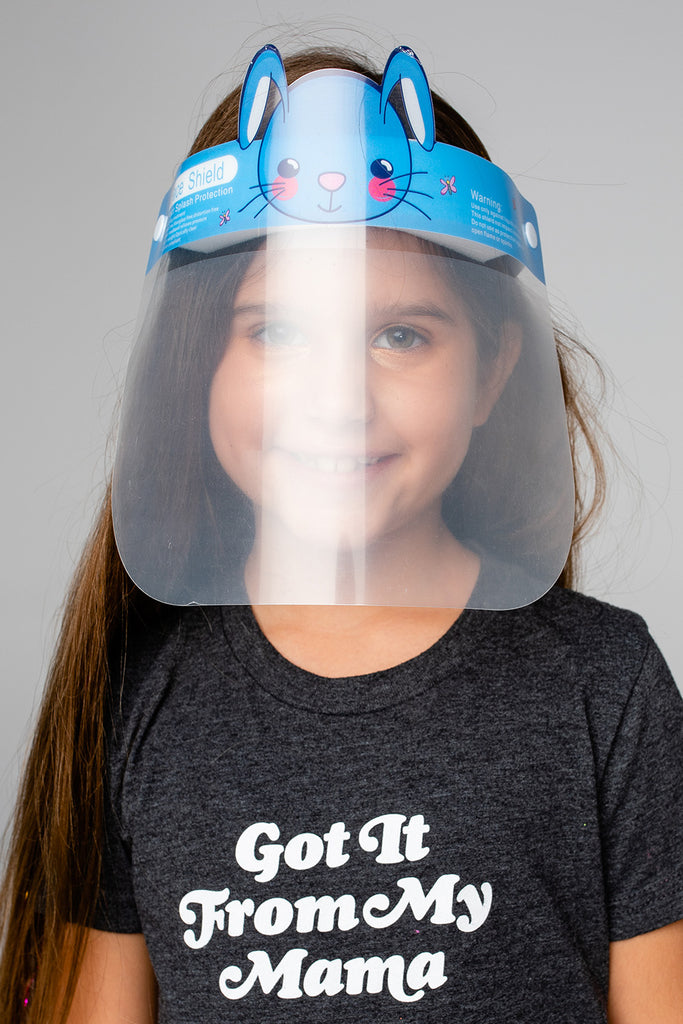 Kids Face Shield - 6 Pack