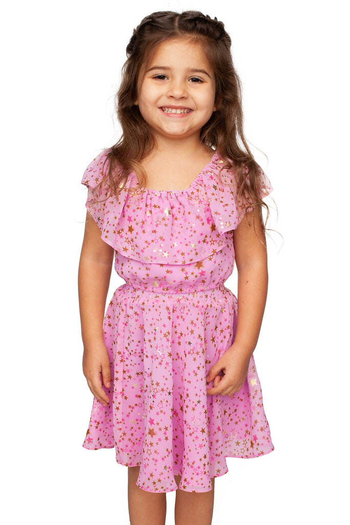 Kids Ainsley Top and Skirt Set - Zodiac