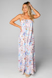 Misha Sleeveless Maxi Dress - Cloud 9