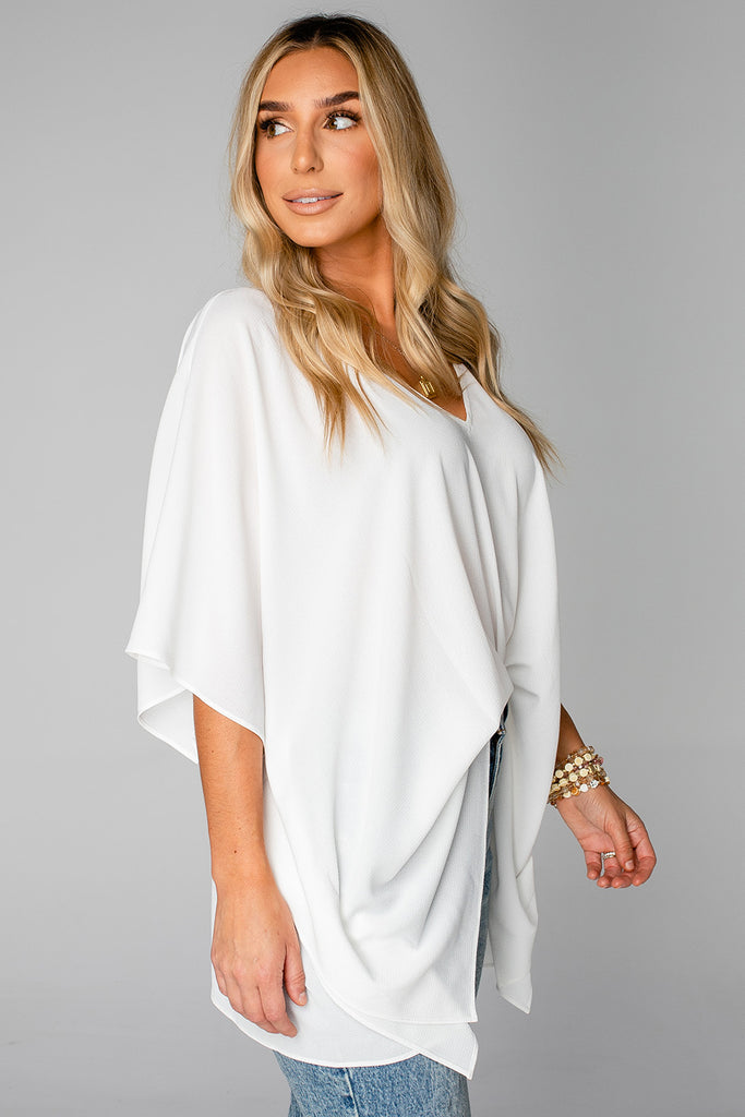 BuddyLove North Tunic - White