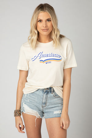 Klyde Graphic Tee - American Made