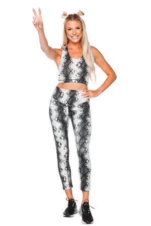 Michaels High Waisted Legging - Nile