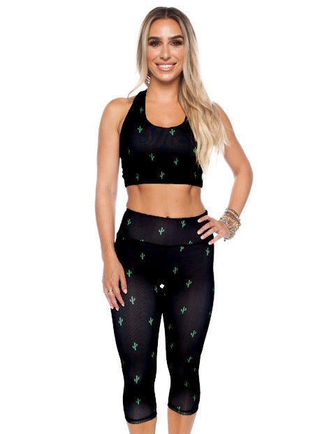 Jane Leggings- Cactus