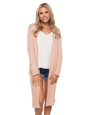 Behati Cardigan- Tan