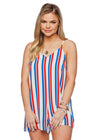 Alessandra Dress- Multi