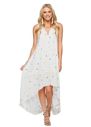 Campbell Dress- Rainbow Star
