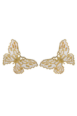 Monarch Earring - Gold