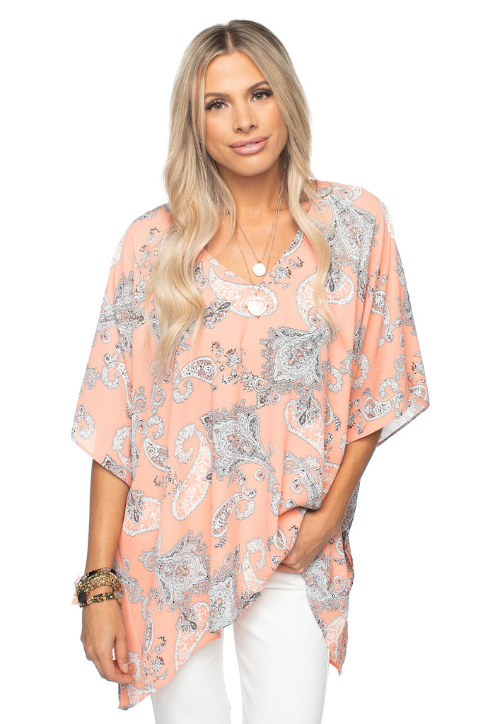 North Tunic - Paisley