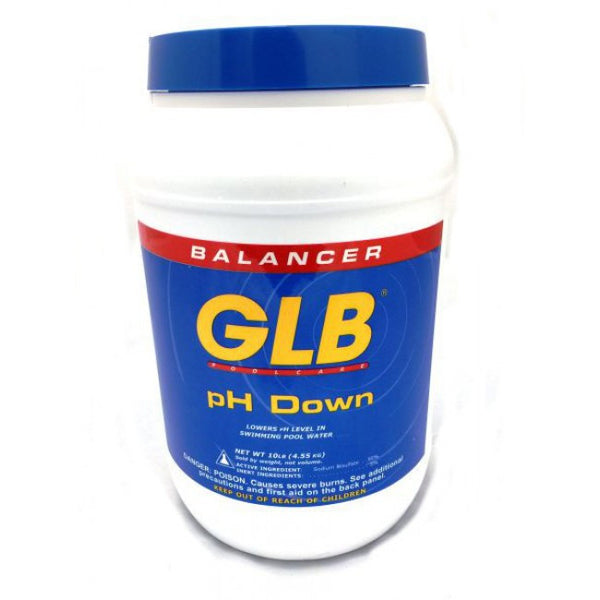 GLB pH Down 10 Lbs.