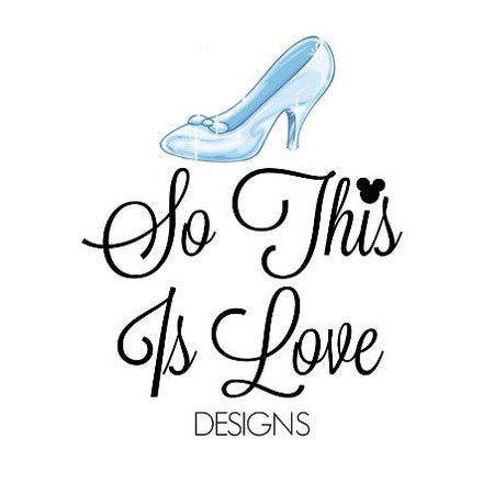 So This Is Love Designs
