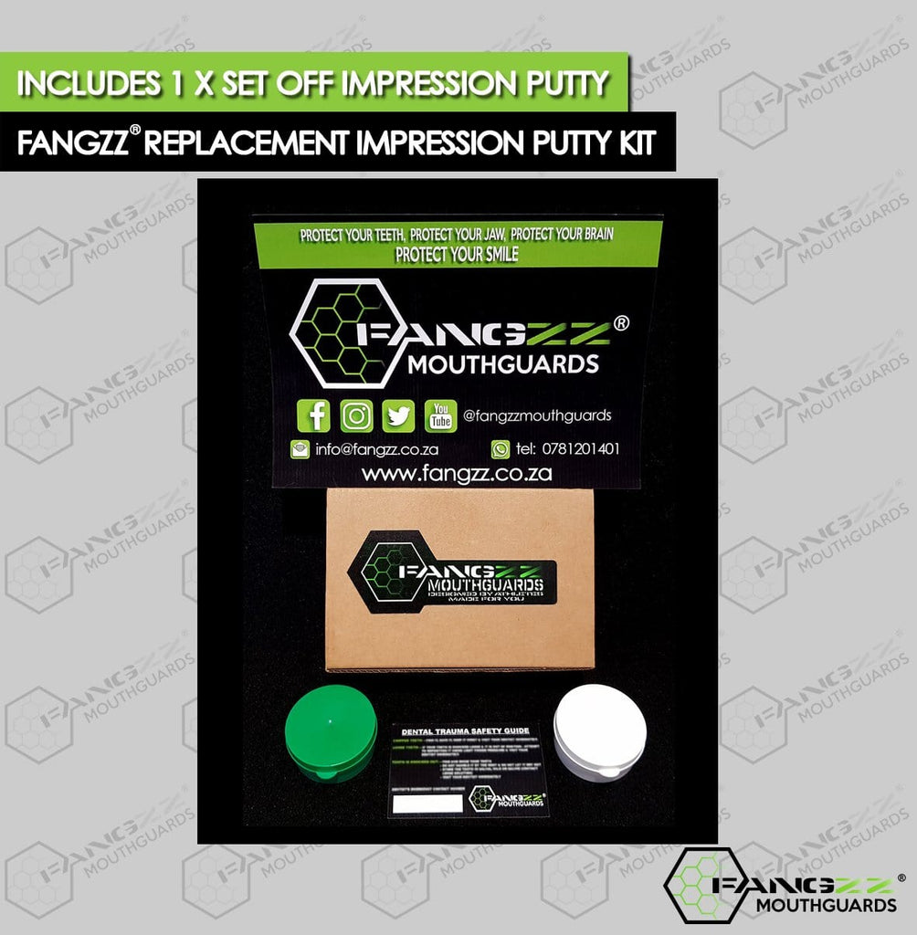 FANGZZ® REPLACEMENT IMPRESSION PUTTY KIT