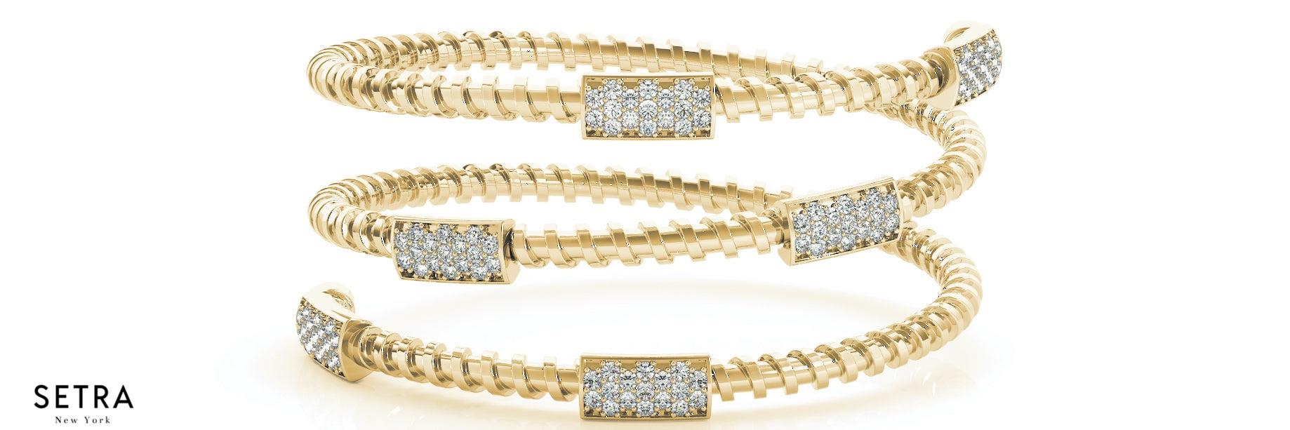 surgical designer rose russian diamonds inspired products gold blue bangle open bangles