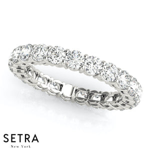 ETERNITY DIAMONDS WEDDING BANDS 14K GOLD RING