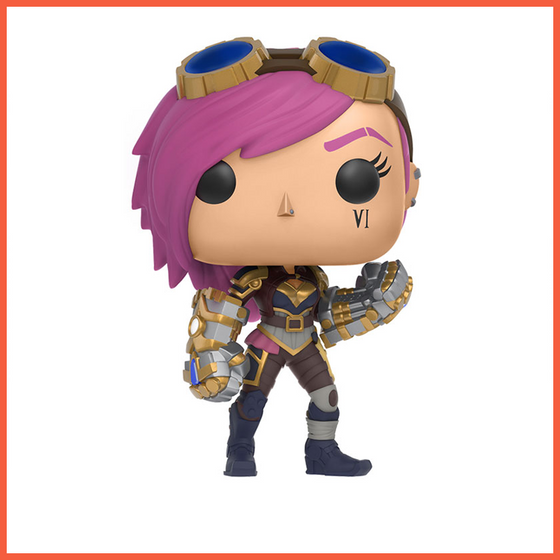 Funko Pop Vi League of Legends