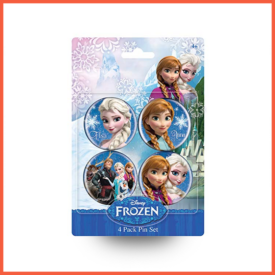 Frozen Pin's