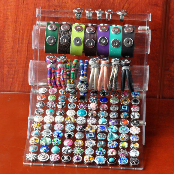 Snap Button Jewelry