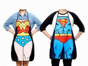 Super Hero Aprons - Unisex
