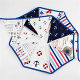 Nautical Fabric Pennant Banner