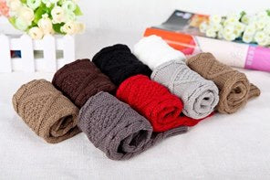 Arm warmer Fingerless Gloves
