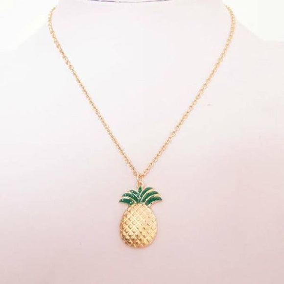 Big Pineapple Necklace