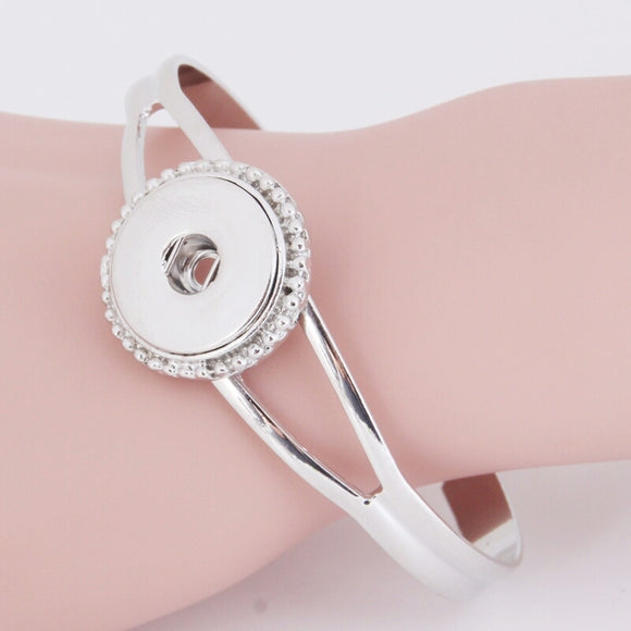 Snap Button Bracelet