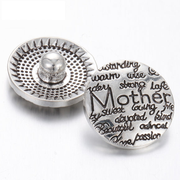 18mm Mother Snap Button