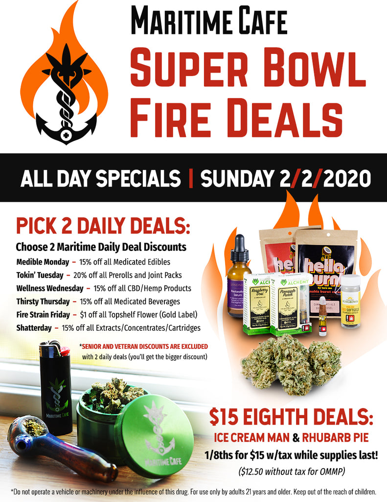 Super Bowl Fire Deals